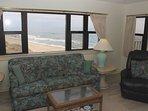 Oceanviews Living Area....