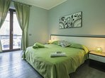 Bed and Breakfast Eco double room.