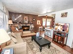 Hearth,Fireplace,Entertainment Center,Indoors,Kitchen