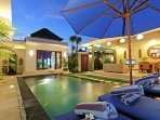 Seminyak & Legian's Modern, Stylish Balinese Inspired Villas at Amazing Value