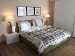 Grren bedroom