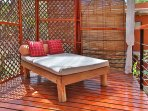 2nd Bedroom Deck With Day Bed