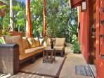 Private Side Yard