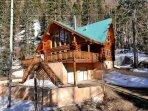 Longhorn Chalet