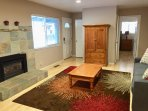 Living Room: Fireplace