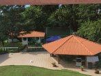 Vista aérea de Villa Fortaleza