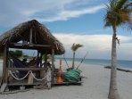 Kiosko de Relax en la Playa