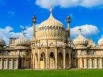 Don't miss the Brighton Pavilion