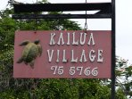 Condo is in easy to find location in the heart of Kona