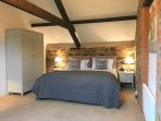 The Stables-Master Bedroom