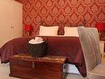Bardney Hall - B&B Red Room