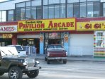 Arcade in Garden City