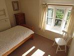 Bed 4: generous single room.