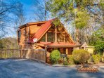 Kiss Me Goodnight - one bedroom cabin in Pigeon Forge