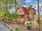 Kiss Me Goodnigh - Pigeon Forge one bedroom cabin