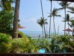 Banyan Villa 3 Main Pool & Gardens