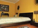 Room #1 Queen size bed
