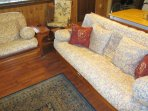 1st fl.large Family rm.Can be a 6th sleeping rm. A game table, TV, a 2nd frig..