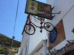 Coffee Roastery, Kalk Bay quaint cafe.