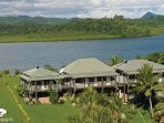 Villa Belo overlooking Yarawa Bay