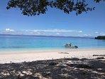Picnic on Yanuca Island