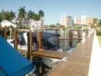 Condo docks