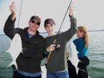 Fishing Trip in Bay