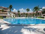 Riviera Maya Haciendas, Casa Arena - Multilevel Swimming Pool