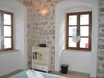 La Dolce Vita Apartment. I. Kotor. Montenegro. Old Town. Bedroom