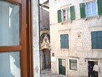La Dolce Vita Apartment. I. Kotor. Montenegro. Old Town. Living/Dining Room
