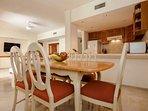 Riviera Maya Haciendas, Casa Arena - Dining Room & Gourmet Kitchen