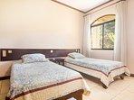 Guest bedroom 2, main home