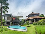 250 sqm 3 bedroom villa with pool and rice terrace