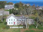 Chatham Family Compound Sleeps 16, Walk to Beach – Linens Included: 119-C