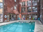 Offering a community pool and other great amenities, this vacation rental condo promises a memorable Brian Head getaway!