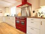 Barton House - Farm House Kitchen