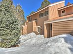 You will have a hard time jetting back to reality after you stay in this Pagosa Springs vacation rental condo.
