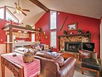 You'll love this home's bright interior.