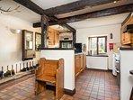 Little Kitchen & front entrance