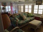 Pullout sofa
