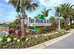 The Palms Of Destin Entrance