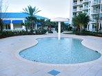 Children's Pool & Splash Fountain