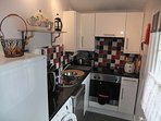Fully fitted and equipped kitchen