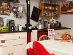 Cosy farmhouse kitchen