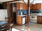 Longspur kitchen