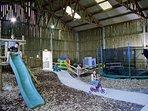 Shared play barn