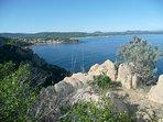 La vaste Baie de Pampelonne