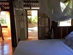 Dormitorio Principal en suite con jacuzzi y balcón