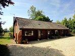 CC061 Barn in Witney