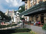 Historic Hot Springs National Park is located in downtown Hot Springs and is a 'must see'!